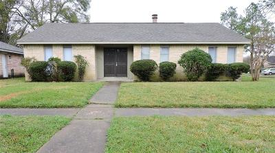 Missouri City Single Family Home For Sale: 602 Fawnwood
