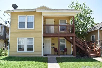 Galveston Multi Family Home For Sale: 1911 40th Street