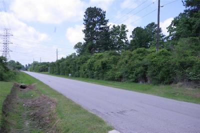 Tomball Residential Lots & Land For Sale: 4 Acres Lizzie Ln Lane