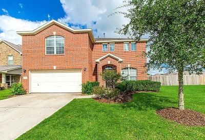 Pearland Single Family Home For Sale: 3705 Mahogany Trail