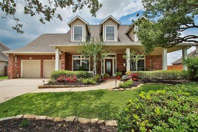 Tomball Single Family Home For Sale: 12718 Eagle Ledge Lane
