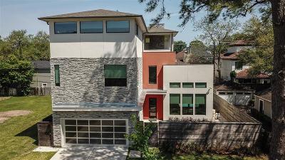 Houston Single Family Home For Sale: 6038 Blossom Street
