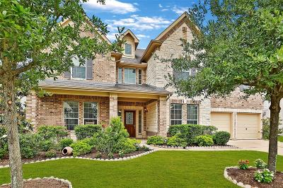 Cypress Single Family Home For Sale: 14331 Lakepointe Bend Lane