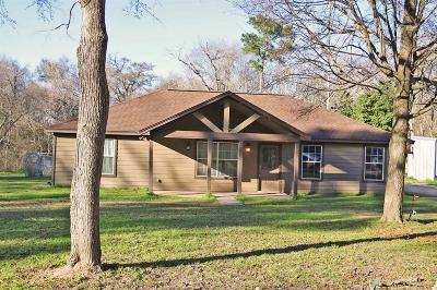 Plantersville Single Family Home For Sale: 12235 Overhill Road