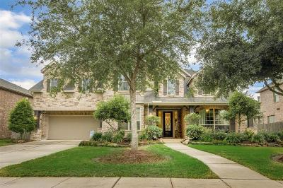 Summerwood Single Family Home For Sale: 15919 Barton River Lane