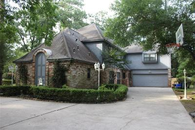 Tomball Single Family Home For Sale: 23014 Trailwood Lane