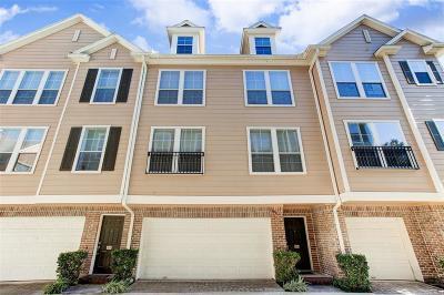 Houston Condo/Townhouse For Sale: 3001 Murworth Drive #1602
