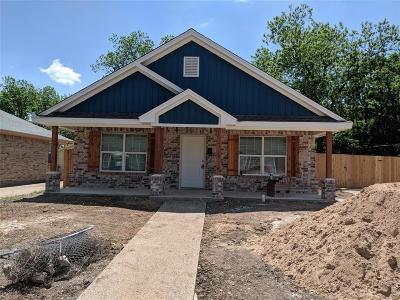 Waco Single Family Home For Sale: 2715 Grim Avenue