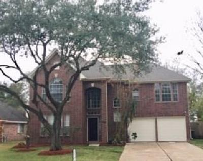 Houston TX Single Family Home For Sale: $279,900