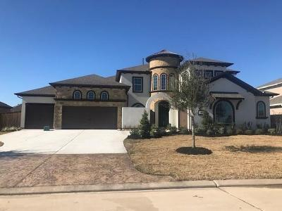 Cypress Single Family Home For Sale: 10423 S Sunrise Shores Lane