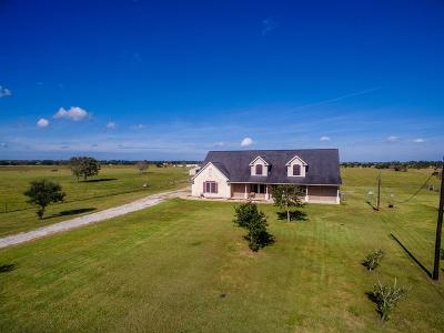 Fort Bend County Farm & Ranch For Sale: 16150 County Road 522