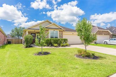 Dickinson Single Family Home For Sale: 2937 Silver Landing Lane