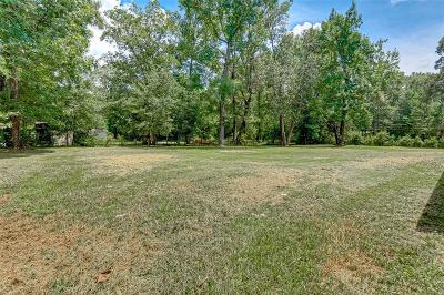 Montgomery County Residential Lots & Land For Sale: Brook Forest Road