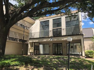 Houston Condo/Townhouse For Sale: 3005 Walnut Bend Lane #35
