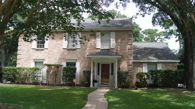 Houston Single Family Home For Sale: 1010 Caspian Lane
