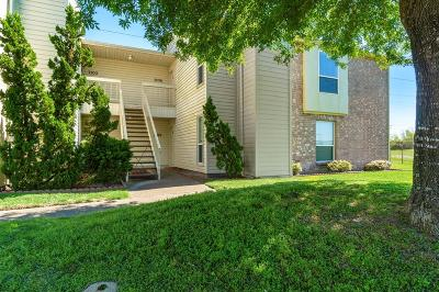 Galveston County Condo/Townhouse For Sale: 7600 Emmett F Lowry Expressway #1103