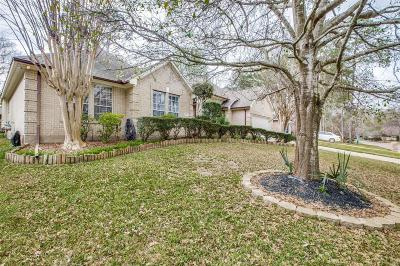 Willis Single Family Home For Sale: 12371 Sagittarius Drive E