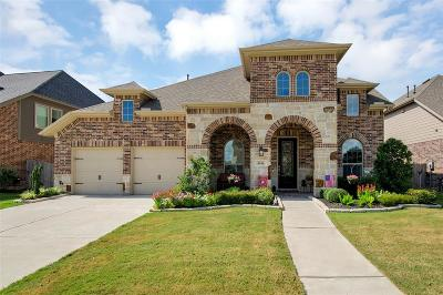 Sugar Land Single Family Home For Sale: 4106 Quiet Dawn Lane