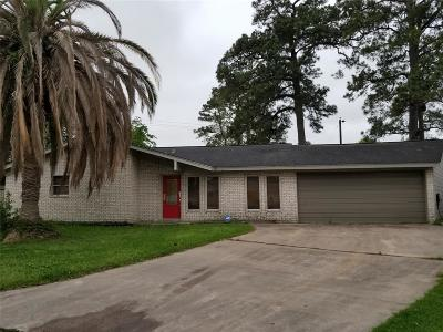 Channelview Single Family Home For Sale: 715 Shadowglen Street