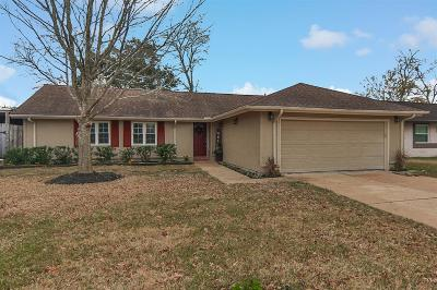 Friendswood Single Family Home For Sale: 16922 Stardale Lane