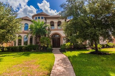 Katy Single Family Home For Sale: 8707 Black Cherry Xing