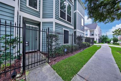 Houston Condo/Townhouse For Sale: 1273 W 17th Street