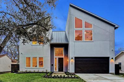 Houston Single Family Home For Sale: 1709 Ebony Lane