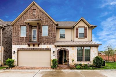 Harris County Rental For Rent: 18331 Chester Meadow Lane