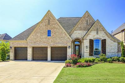 Rosenberg Single Family Home For Sale: 5930 Metaphor Way