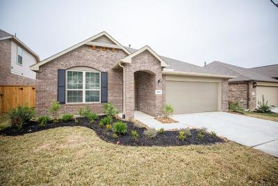 Conroe Single Family Home For Sale: 3026 Quarry Springs Drive