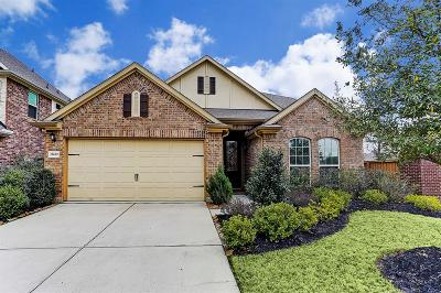 Katy Single Family Home For Sale: 28659 Maple Red Drive
