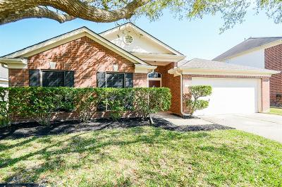 Katy Single Family Home For Sale: 23730 Ayscough Lane