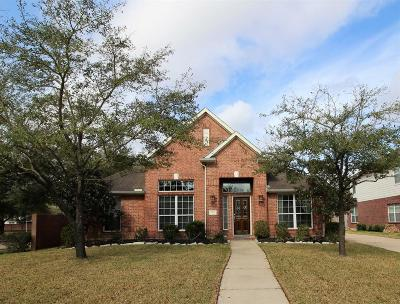 Pearland Single Family Home For Sale: 2412 Still Bay Street