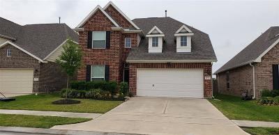 Harris County Rental For Rent: 21531 Rainfall Park Drive