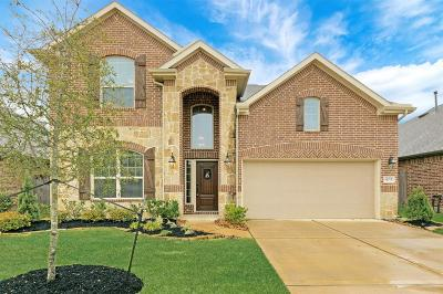 Cypress Single Family Home For Sale: 14715 Raleighs Meadow Court