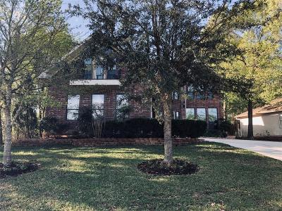 Montgomery Single Family Home For Sale: 3913 Windswept Drive