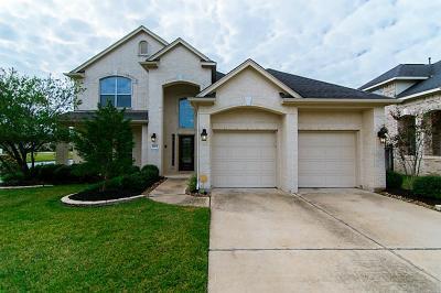 Cypress Single Family Home For Sale: 14815 Elizabeth Bay Road
