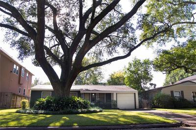 Galveston County, Harris County Single Family Home For Sale: 5523 Aspen Street