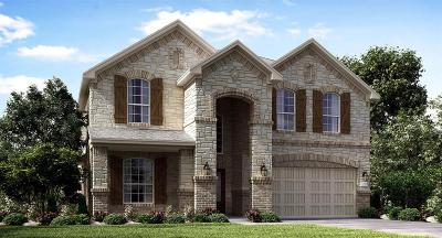 Katy TX Single Family Home For Sale: $291,490