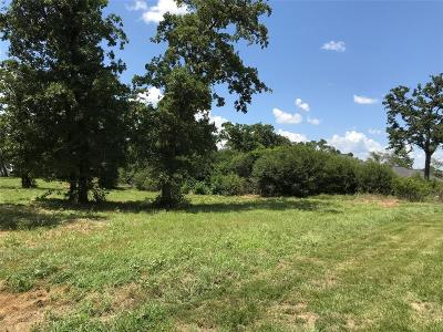 Grimes County Farm & Ranch For Sale: 10882 Commonwealth Drive