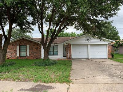 La Porte Single Family Home For Sale: 3123 Gladwyne Lane