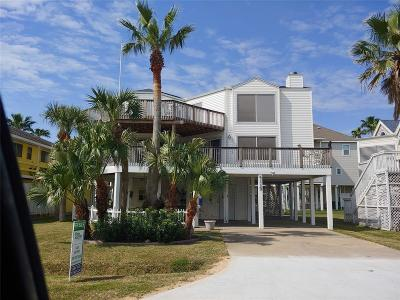 Pirates Beach Single Family Home For Sale: 4119 Campeche Court N