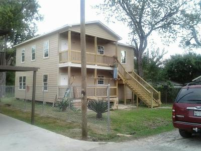 Houston Multi Family Home For Sale: 1413 Mystic Street