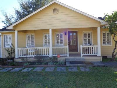 Tomball Single Family Home For Sale: 109 Florence Street