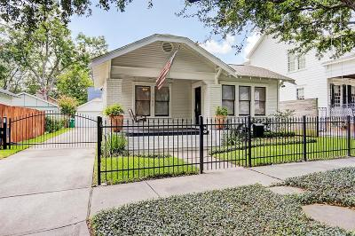 Houston Single Family Home For Sale: 1132 Bayland Avenue