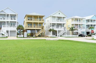 Galveston TX Single Family Home For Sale: $569,000