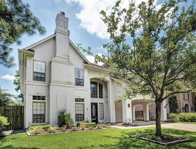 Houston Single Family Home For Sale: 3 Lana Lane
