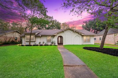 Houston Single Family Home For Sale: 1302 Berrywood Lane