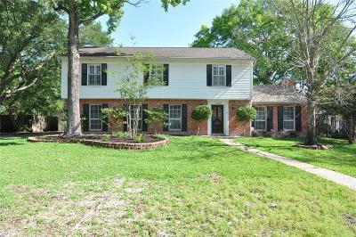 Houston Single Family Home For Sale: 14206 Cindywood Drive