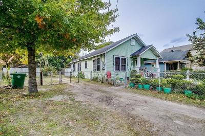 Single Family Home For Sale: 2705 Beauchamp Street
